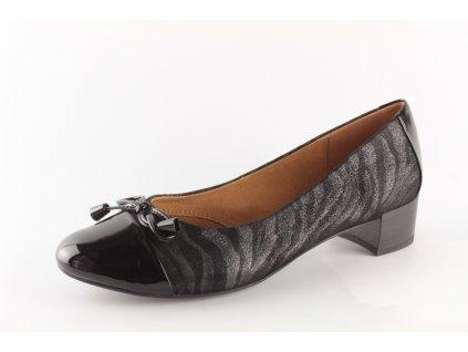 Dámské boty Caprice 9-22302/23 (Barva černá, Velikost 41)