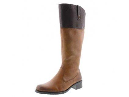 Dámská obuv Rieker Z7352-24 (Barva hnědá, Velikost 42)