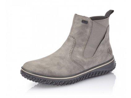 Dámská obuv Rieker Z4294-40 (Barva šedá, Velikost 42)