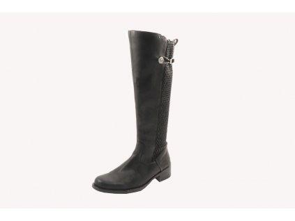 Dámské boty Rieker Z7392-00 (Barva černá, Velikost 42)
