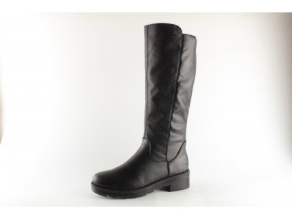 Dámské kozačky Rieker X0590-00 (Barva černá, Velikost 42)