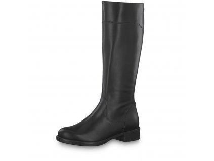 Dámské boty Tamaris 1-25550/23 (Barva černá, Velikost 41)