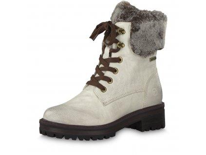 Dámské boty Tamaris 1-26236/23 (Barva šedá, Velikost 42)