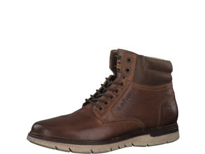Pánské boty s.Oliver 5-16214/23 (Barva hnědá, Velikost 46)