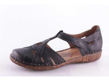 Dámské boty Josef Seibel 79529 (Barva černá, Velikost 40)