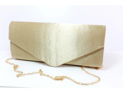 Dámská kabelka PSANÍČKO KAB FO PSA TRN 2129 (Barva zlatá)