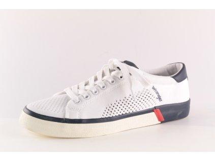 Pánské sneakersy Wrangler PC WM01032A (Barva Bílá, Velikost 46)