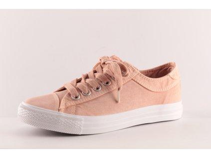 Dámské boty Lee Cooper SD LCWL-31-012 (Barva růžová, Velikost 40)