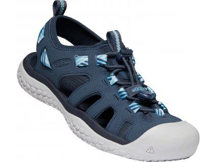 Dámská obuv Keen DL SOLR NAVY i v půl číslech (Barva Modrá, Velikost 42)