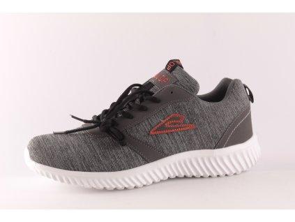 Pánské boty Hengst SP L41115.85 AKCE (Barva šedá, Velikost 46)