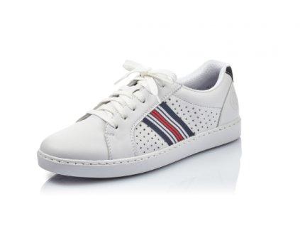 Pánské boty Rieker PC B6025-80 (Barva Bílá, Velikost 46)