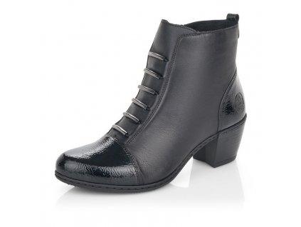 Dámské boty Rieker DZ Y2162-00 (Velikost 42)