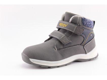 Dětské boty Peddy AZ P35363213 (Barva šedá, Velikost 35)