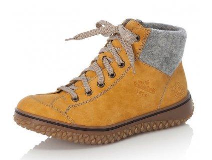 Dámské zimní boty Rieker DZ Z4243-68