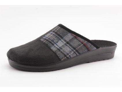 Pánské pantofle Inblu PD M017 (Barva černá, Velikost 45)