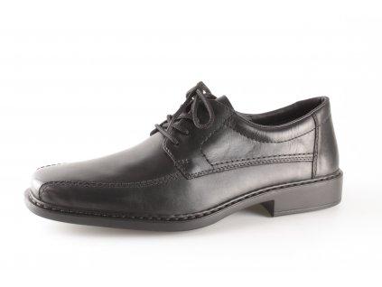 Pánské boty Rieker B0812-01 (Barva černá, Velikost 47)