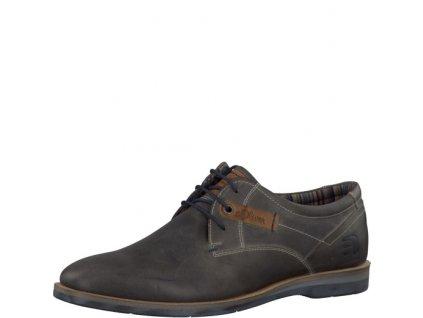 Pánská obuv s.Oliver PC 5-13200/35 kožená (Barva hnědá, Velikost 44)