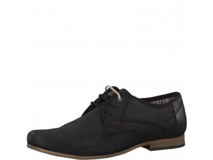 Pánské boty S.Oliver PC 5-13207/26 AKCE (Barva černá, Velikost 45)
