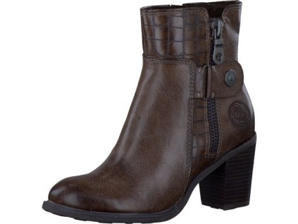Dámská obuv MARCO TOZZI 2-25323/27 (Barva hnědá, Velikost 41)