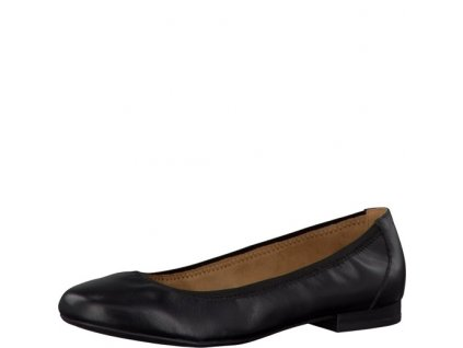 Dámské lodičky CAPRICE 9-22100/27 AKCE (Barva černá, Velikost 40)