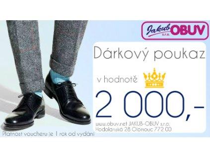 4319 pansky darkovy poukaz 2000