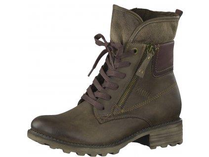 Dámská obuv Tamaris 1-26248/29 (Barva hnědá, Velikost 41)