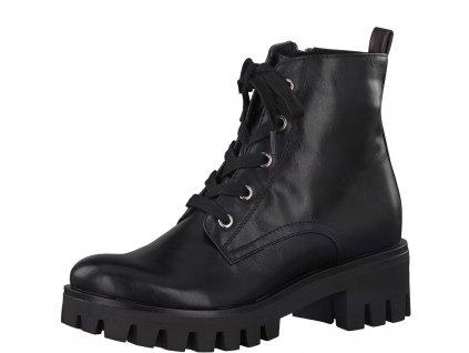 Dámská obuv kotníčková Tamaris 1-25252/29 (Barva černá, Velikost 41)