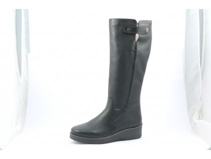 Dámské kozačky Rieker Y4680-00 (Barva černá, Velikost 41)