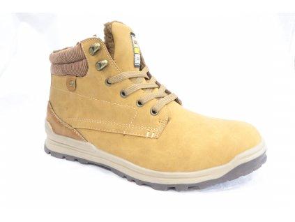 Pánské boty zimní  HG 92758-2-4W