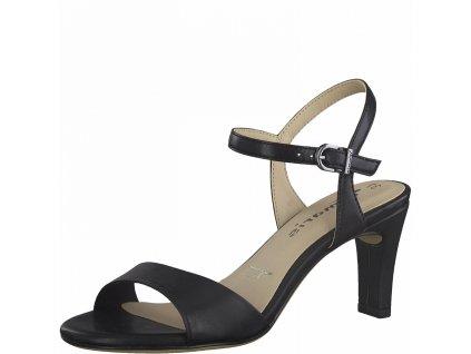 Dámská obuv letní TAMARIS  DL 1-28008/26 v barvě černé