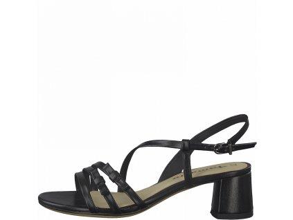 Dámská společenká obuv TAMARIS DC 1-28212/26 černá
