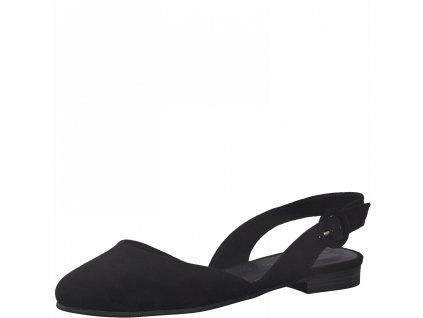 Dámská obuv letní Marco Tozzi DL 2-29407/26 černá