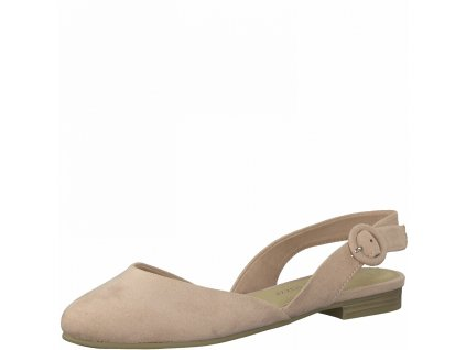 Dámská obuv letní Marco Tozzi DL 2-29407/26  jemně růžové