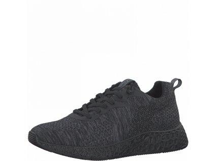 Pánská sportovní obuv - S Oliver SP 5-13623/26 černá