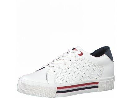 Dámská obuv sportovní - S Oliver DC 5-23619/36 bílá