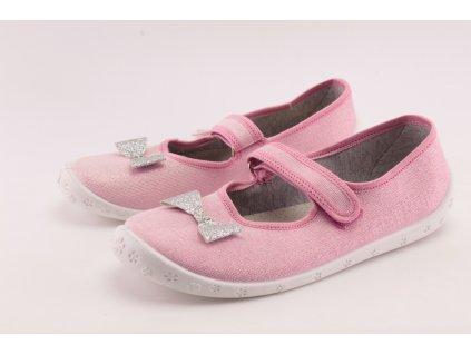 Dětská domácí obuv Dorotka D3
