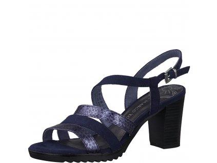 Dámská letní  obuv MARCO TOZZI DL 2-28705/24