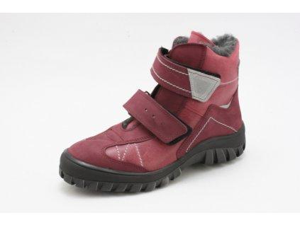 Dětská obuv ESSI AZ 1762/30 vel 31-35 AKCE (Barva růžová, Velikost 35)