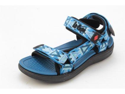 Chlapecká sandálová obuv AL LCW21340218K Lee Cooper