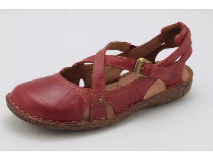 Dámská  obuv kožená JOSEF  SEIBEL  DL 79513