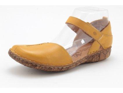 Dámská obuv celoroční, kožená JOSEF SEIBEL J. DC 79542