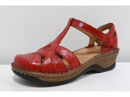 Dámská obuv letní JOSEF SEIBEL DC 56562 kožená
