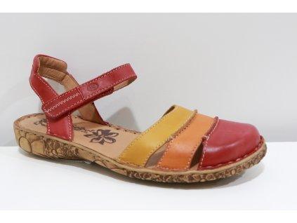 Dámská obuv letní kožená JOSEF SEIBEL DC 79544