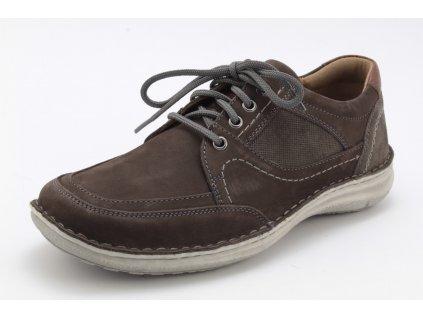 Pánská obuv celoroční Josef SEIBEL PC 43640 kožená extra široké