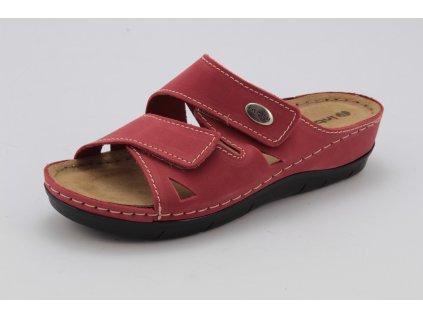 Dámská obuv  kožená INBLU DD OE2