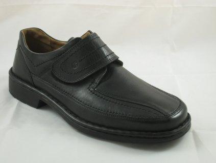 Pánská celoroční obuv Seibel Josef 38286 (Velikost 46)