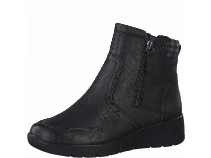 Dámská zimní obuv JANA, šířka H  DZ 8-26460/27