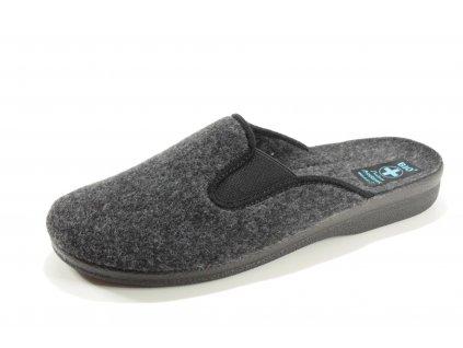 Pánská obuv domácí - pantofle ADANEX PD 25581