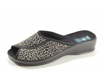Dámské pantofle Adanex DD 26849