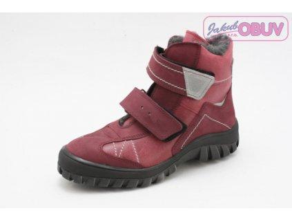 Dětská obuv ESSI AZ 1762/30 vel 27-30 AKCE (Barva růžová, Velikost 30)